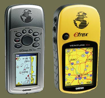 Recording GPS and Photo Data: GPS examples for the Time Capsule Adventure