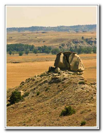 Eastern Montana on a time capsule wilderness adventure