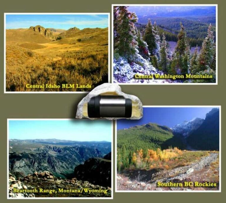 Wilderness locations